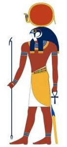 Re-Horakhty-Horus-Heru